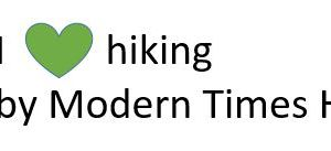I Love hiking